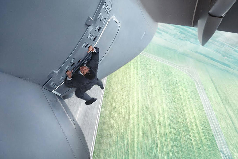 Tom Cruise Has Been Training For M I 6 Stunt For A Year