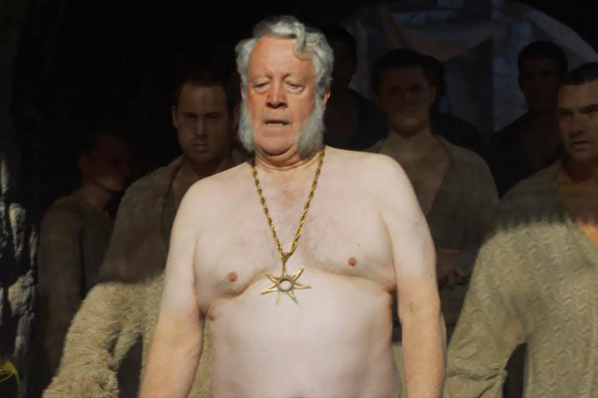 Naked thrones game of Game of