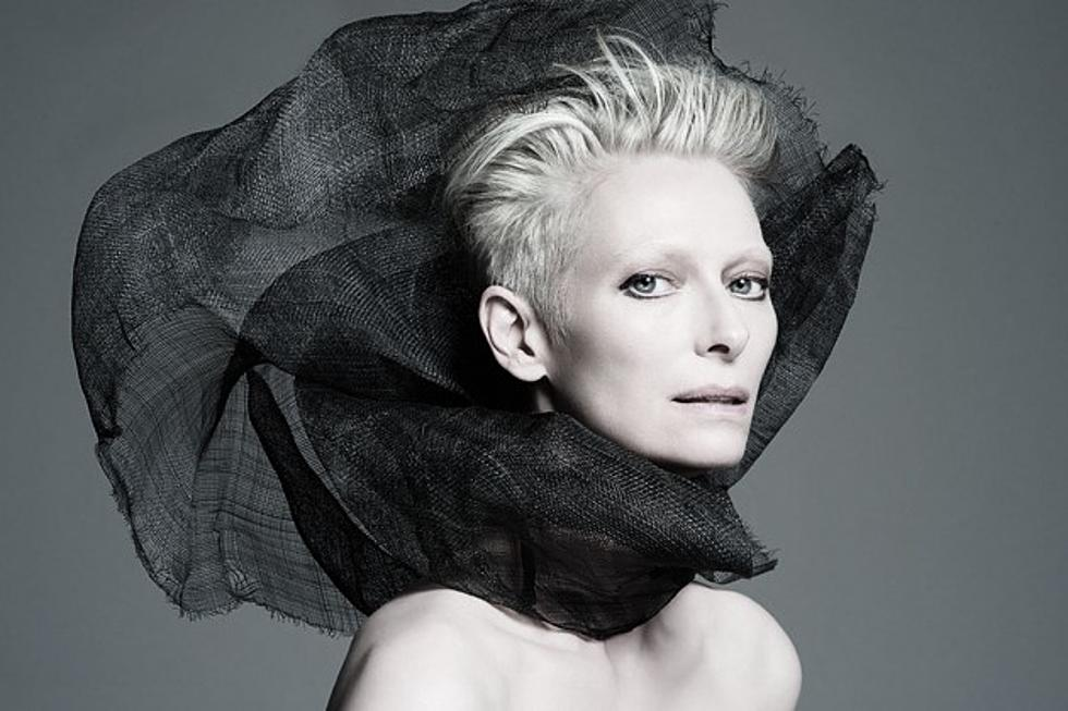 Tilda Swinton in Talks to Play The Ancient One in Marvel's 'Doctor ...