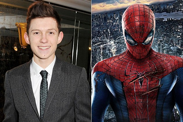Tom Holland Officially Cast as Marvel's New 'Spider-Man'