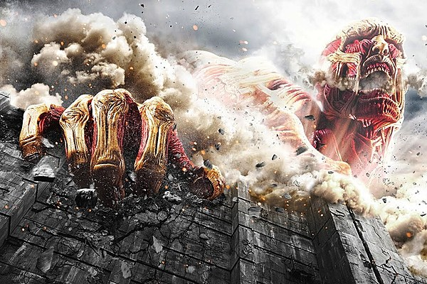 'Attack on Titan' Trailer: The Popular Anime Goes Live Action