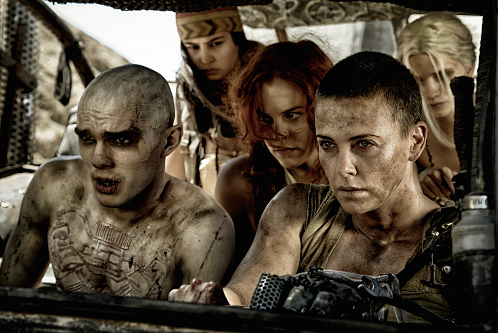 Does Mad Mad Fury Road Actually Have A Shot At The Oscars