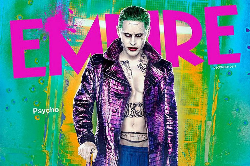 Jared Leto Says Playing The Joker Was Very Painful