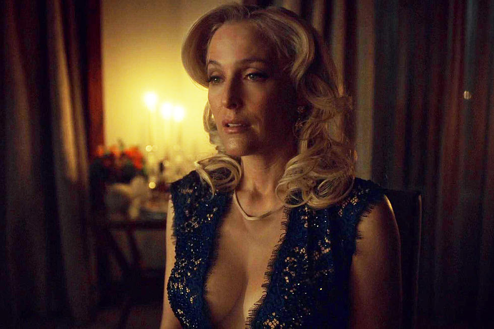 Hannibal' Re-Uses Final Gillian Anderson Scene For PETA Ad