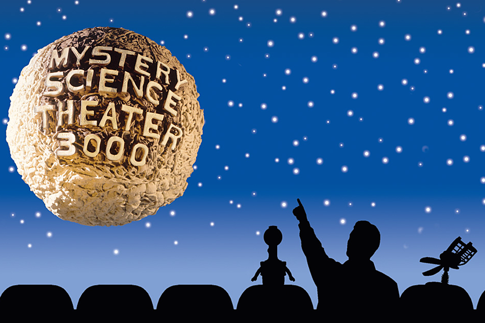 MST3K' to Crack Wise Once Again on Netflix in April