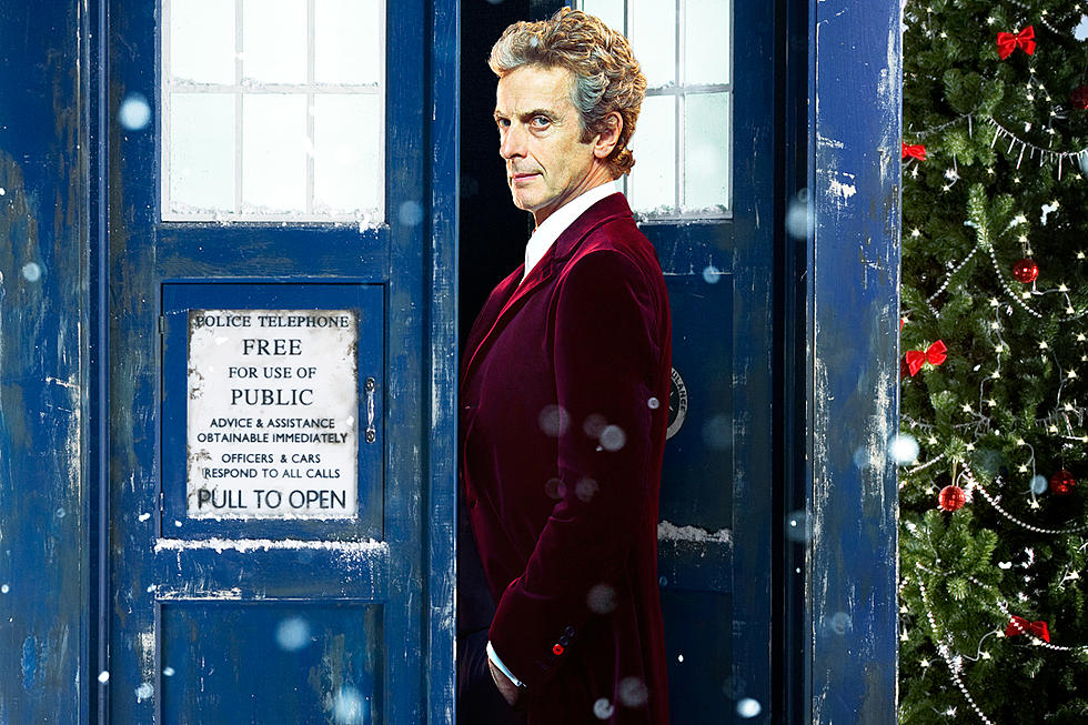 Doctor Who Season 10 Christmas Special.Doctor Who Peter Capaldi Says Season 10 Might Be His Last
