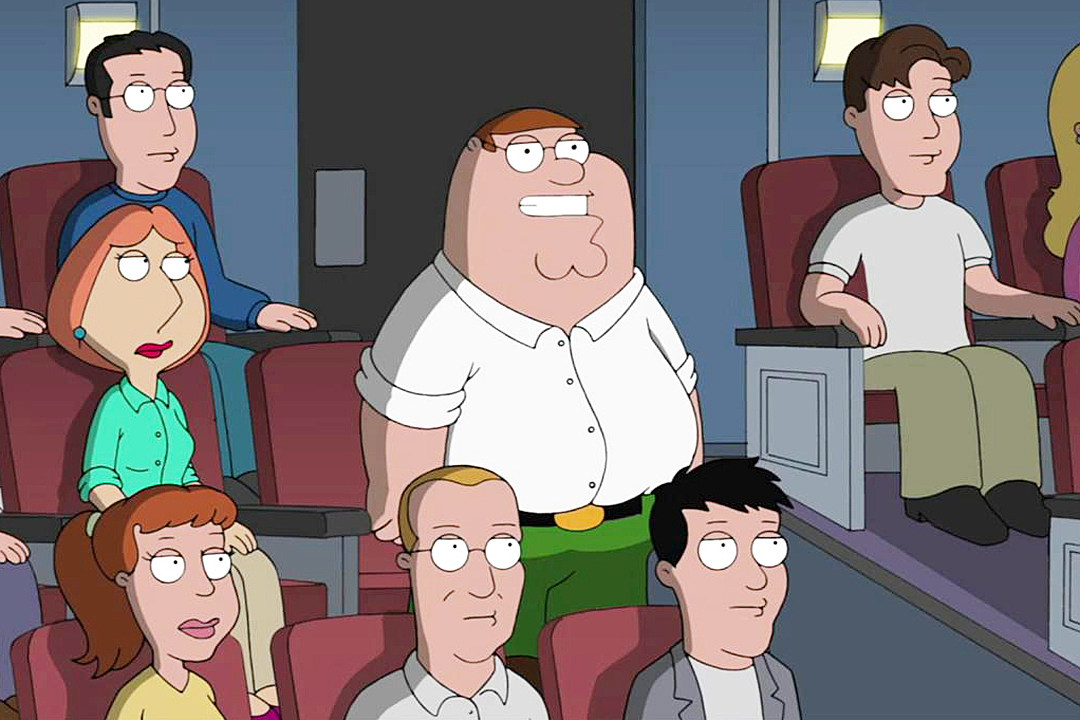 Fox Reportedly Developing Family Guy And Bob S Burgers Movies