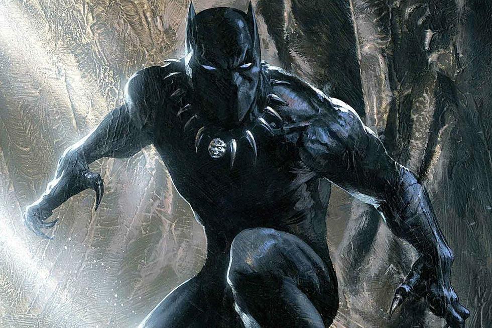 Black Panther Hasbro Debuts Erik Killmonger S Suit