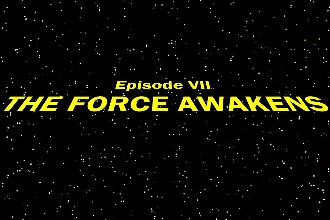 Read the Full 'Star Wars: The Force Awakens' Opening Crawl