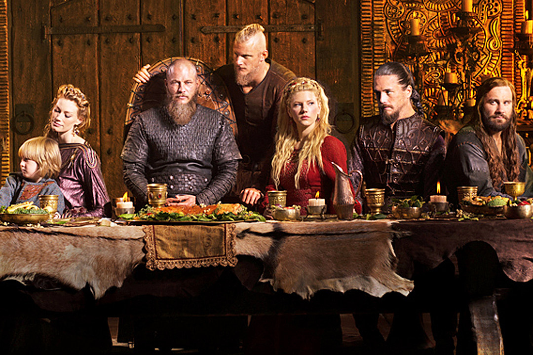 Vikings' Season 4 Gets Expanded Order, February Premiere