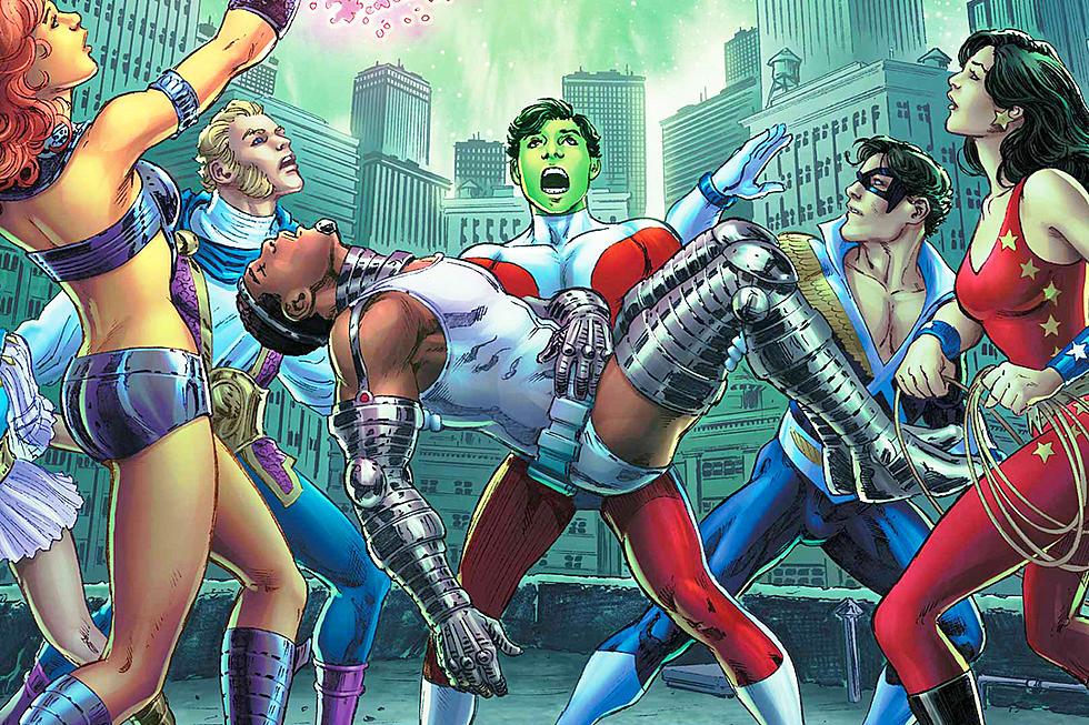 TNT Passed on DC 'Titans' Series Over Akiva Goldsman Script