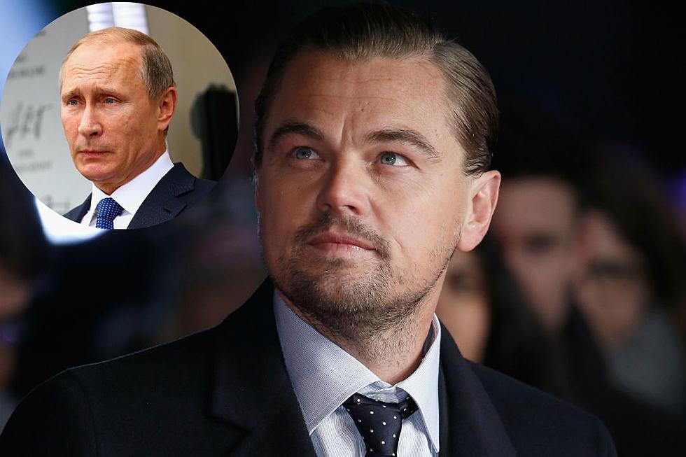 Leonardo Dicaprio Wants To Play Vladimir Putin