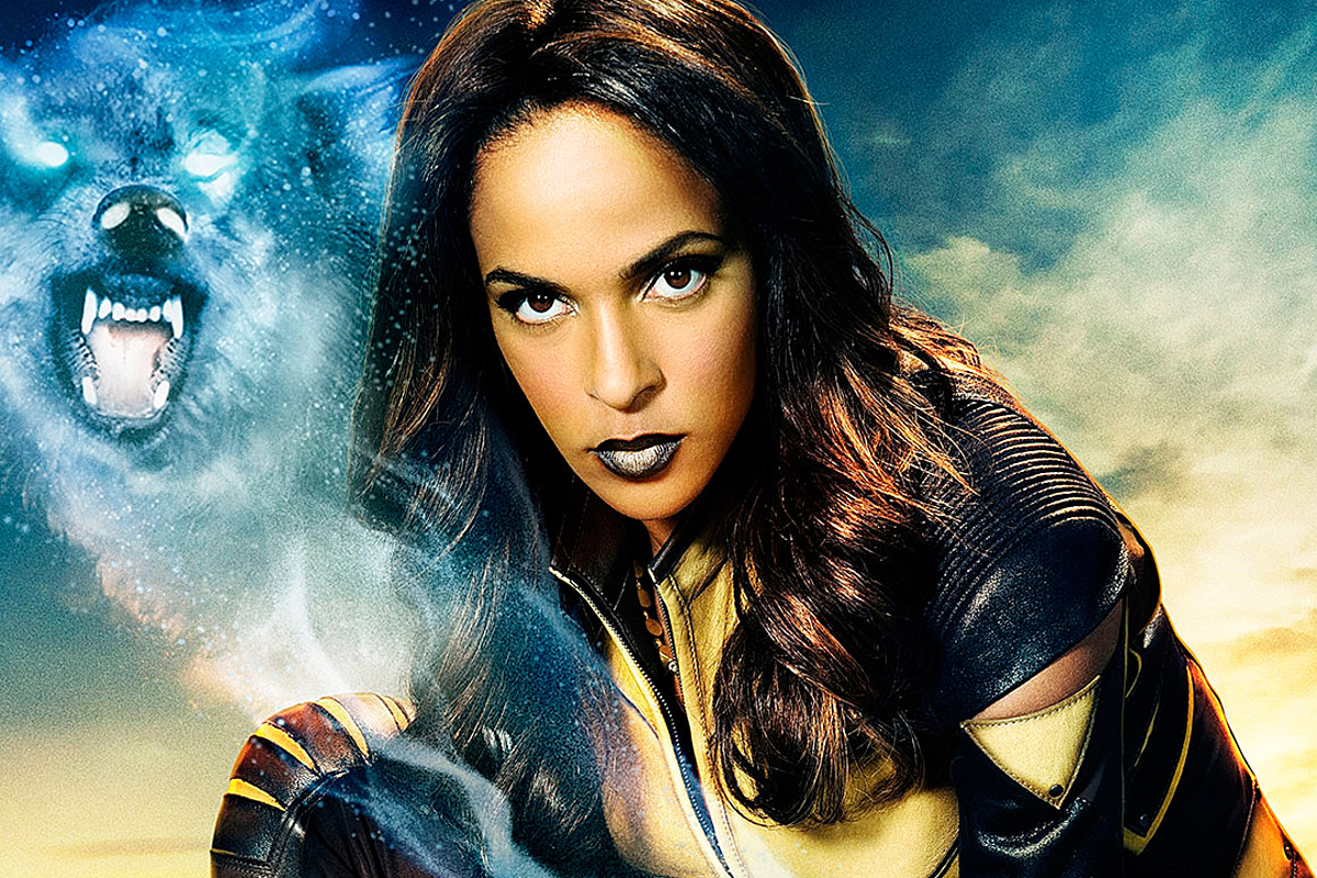 Vixen Debuts on Arrow in First Live-Action Photo