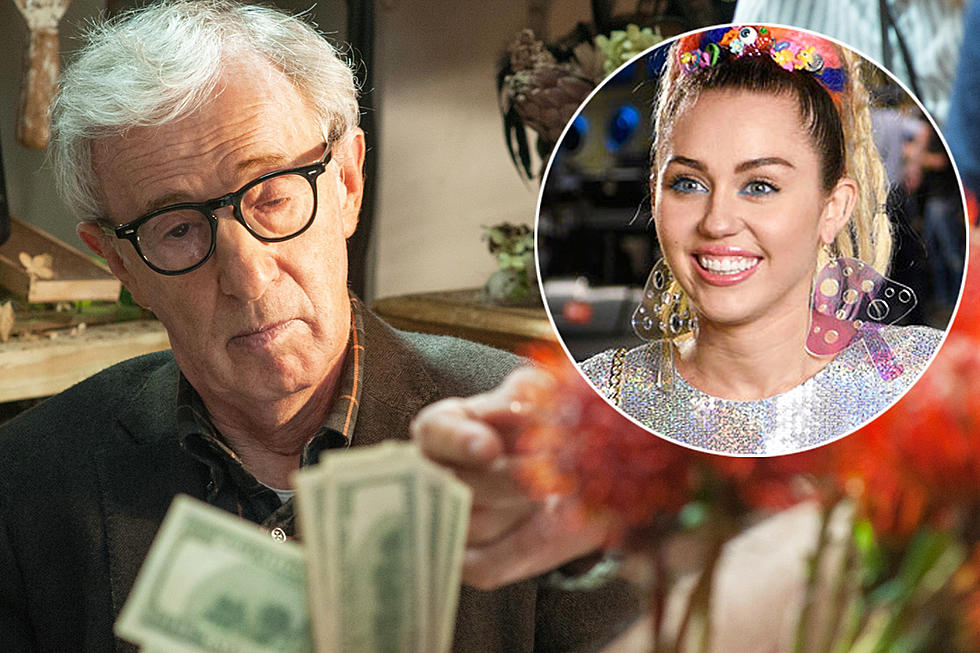 Woody Allen's Amazon TV Series Will Star Miley Cyrus, Really