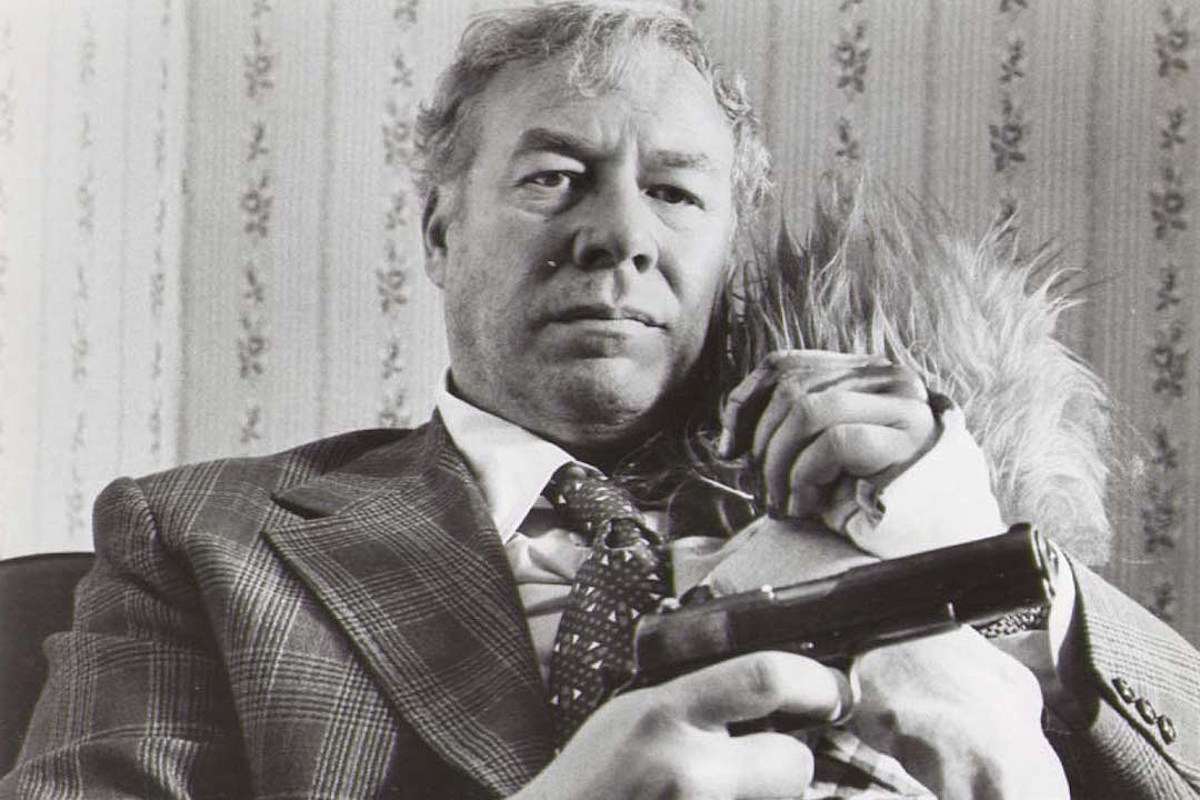 George Kennedy, Oscar Winner and Character Actor Supreme