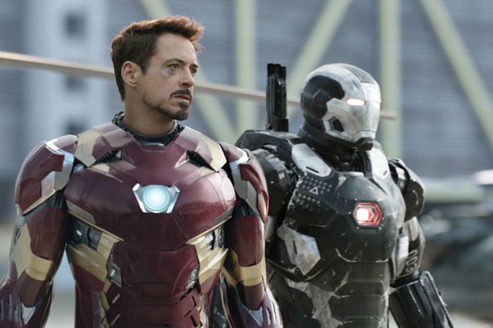 Robert Downey Jr  Is Down For 'Iron Man 4'