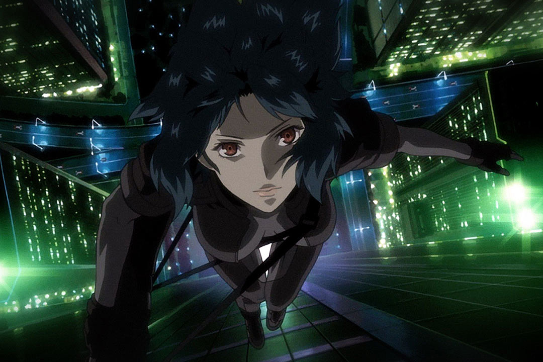 The Ghost In The Shell Voice Actors Will Dub The New Movie