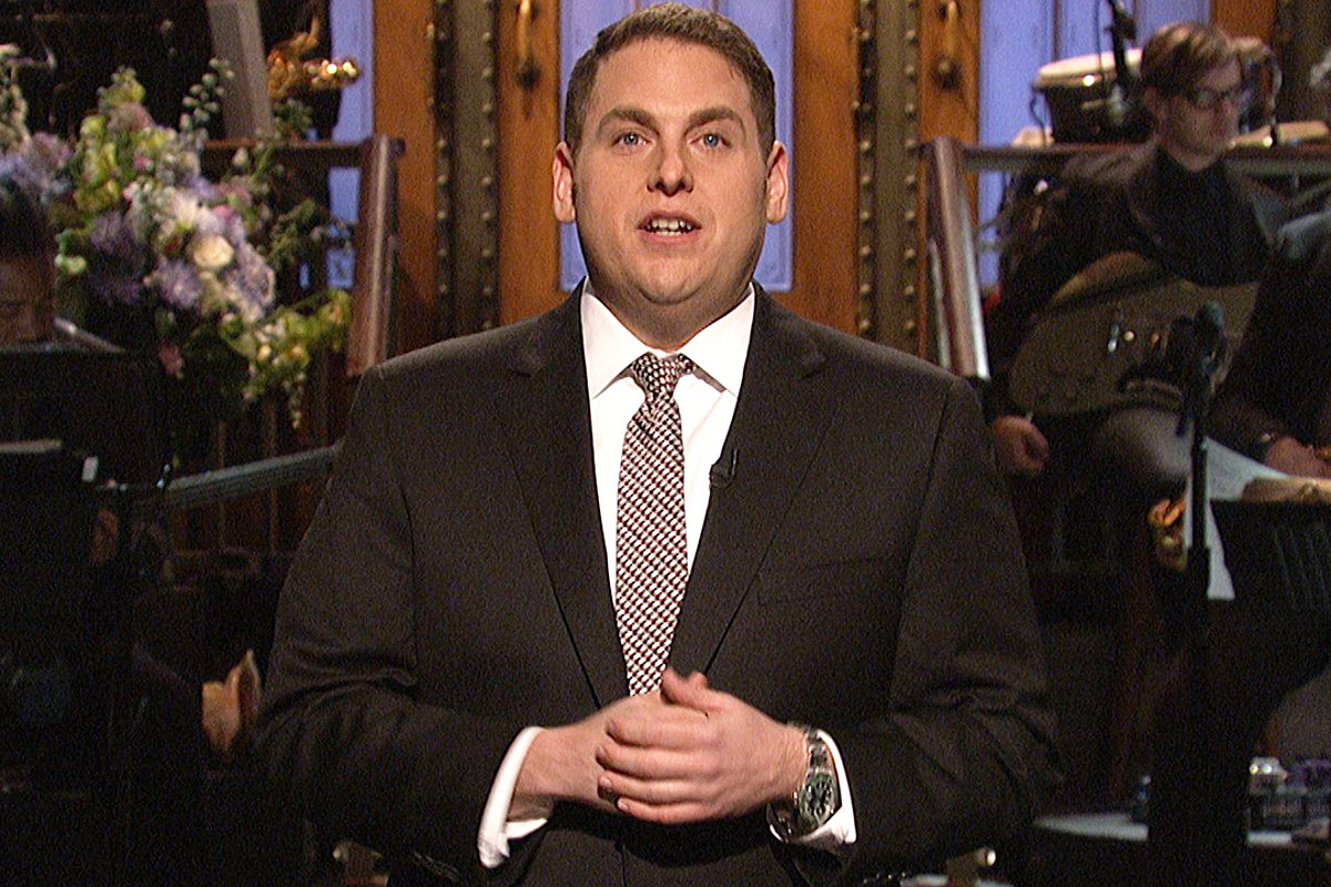 SNL Sets Jonah Hill to Host With Future ...