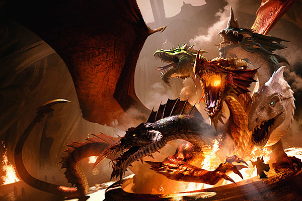 'Dungeons and Dragons' Movie Eyes 'Goosebumps' Director