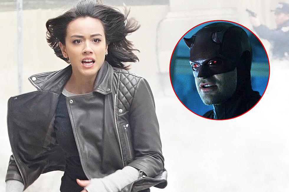 SHIELD' Drops 'Daredevil' and 'Damage Control' Easter Eggs