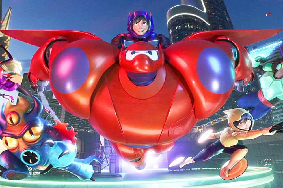 Screen Page Save The Day With Big Hero 6