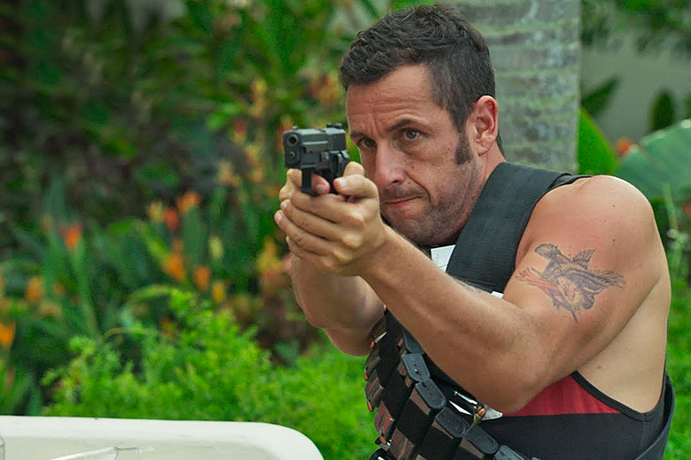 Oh No Netflix Just Signed Another Four Movie Deal With Adam Sandler