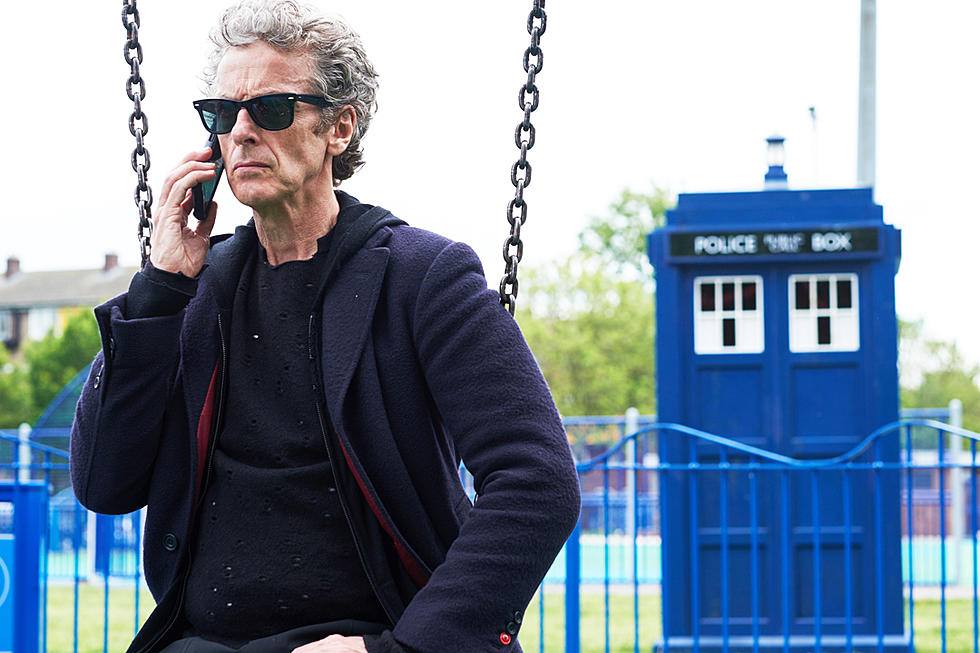 Peter Capaldi Says Next 'Doctor Who' Companion Has Been Cast