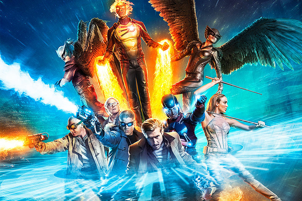 Legends of Tomorrow Season 2 with the perfect blend of serious and comical- IMDb 8.3 average.