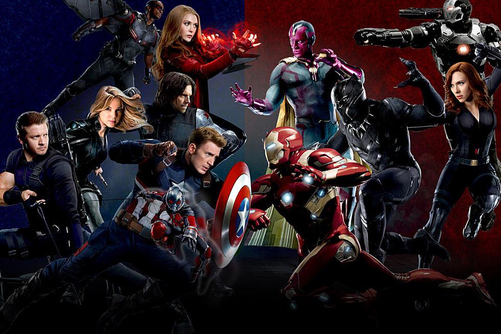 Captain America: Civil War' Was Originally Not 'Civil War'