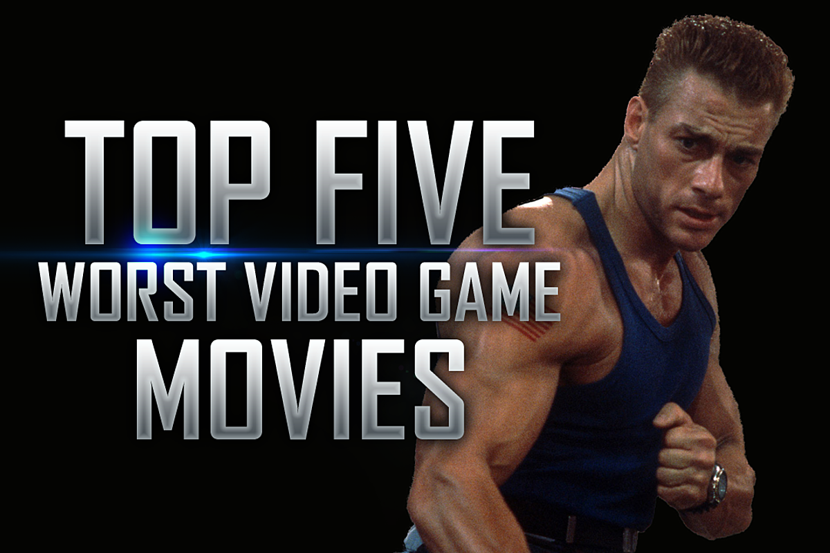 Top 5 Worst Video Game Movies Ever Created