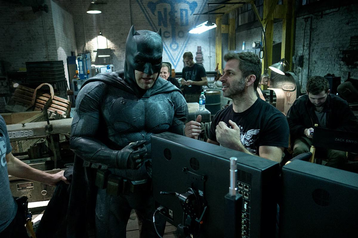 Zack Snyder Announces 'Justice League' Director's Cut