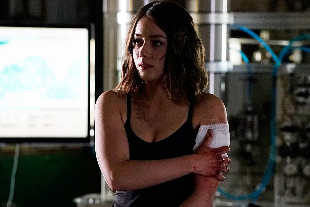 Chloe Bennet Calls Out Marvel Ignoring 'Agents of SHIELD'