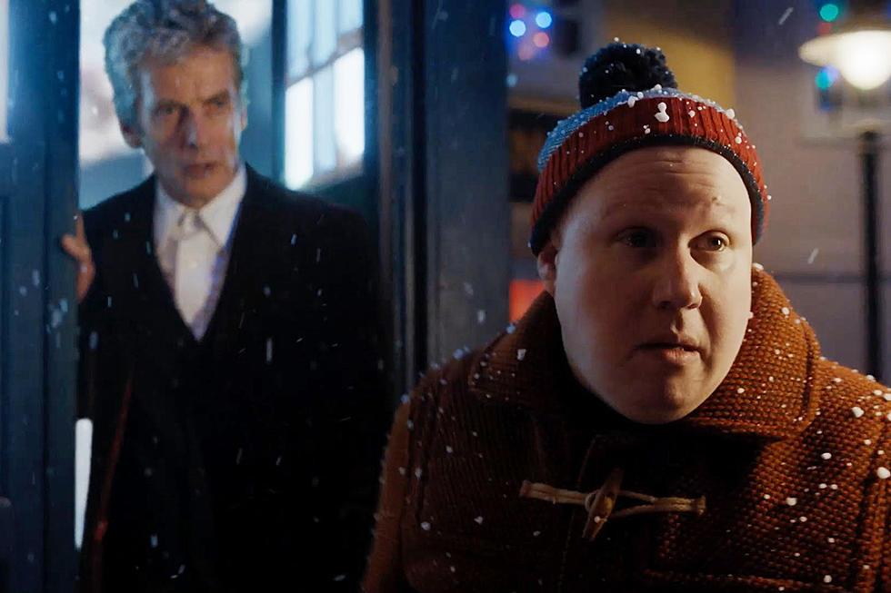 Doctor Who Season 10 Christmas Special.Doctor Who Season 10 Sets Matt Lucas Return For Premiere
