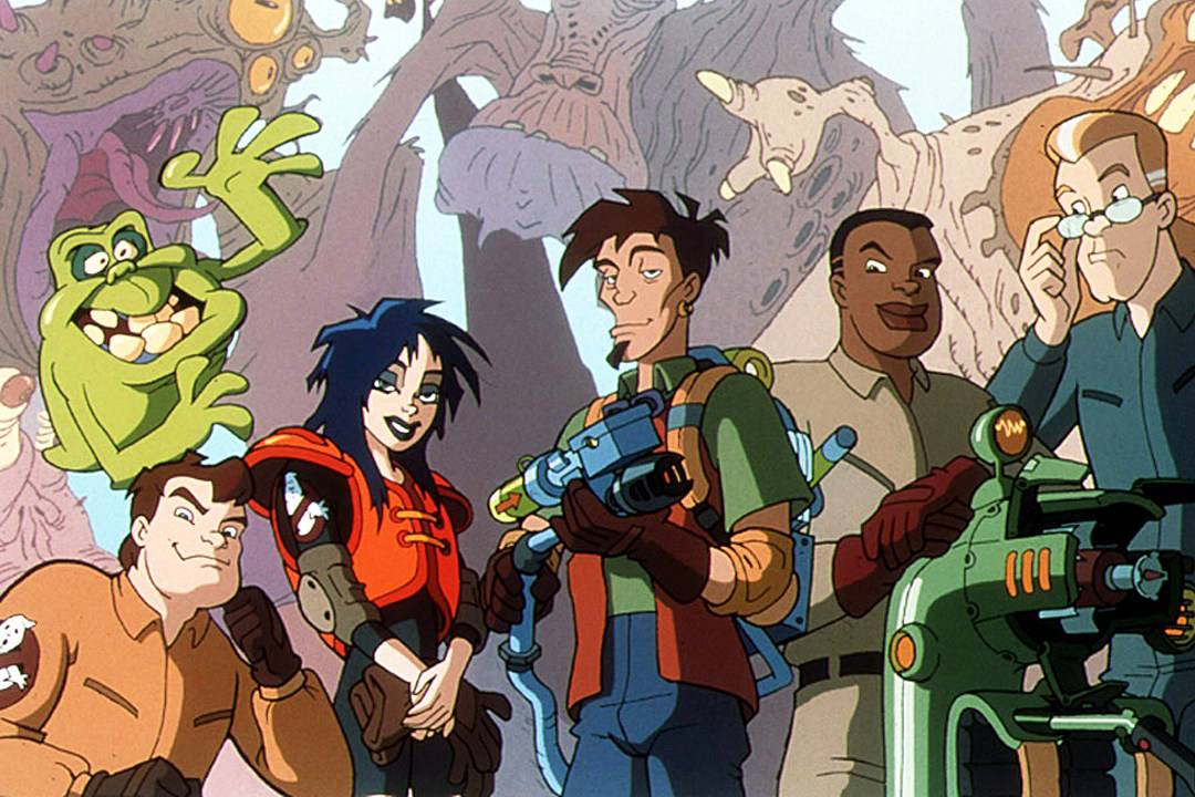 Ghostbusters Back To Tv With Ecto Force Animated Series