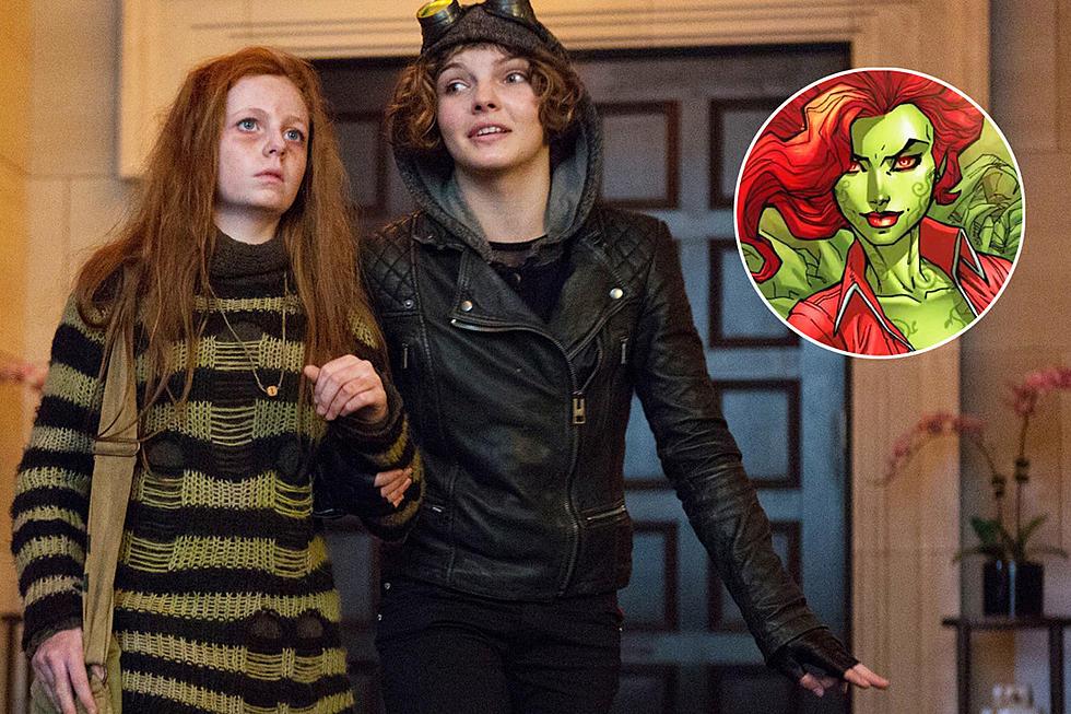 Gotham' Season 3 Recasting Poison Ivy as Series Regular