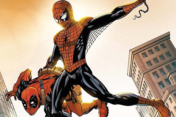 The New 'Spider-Man/Deadpool' Makes Fun of 'Batman v Superman'