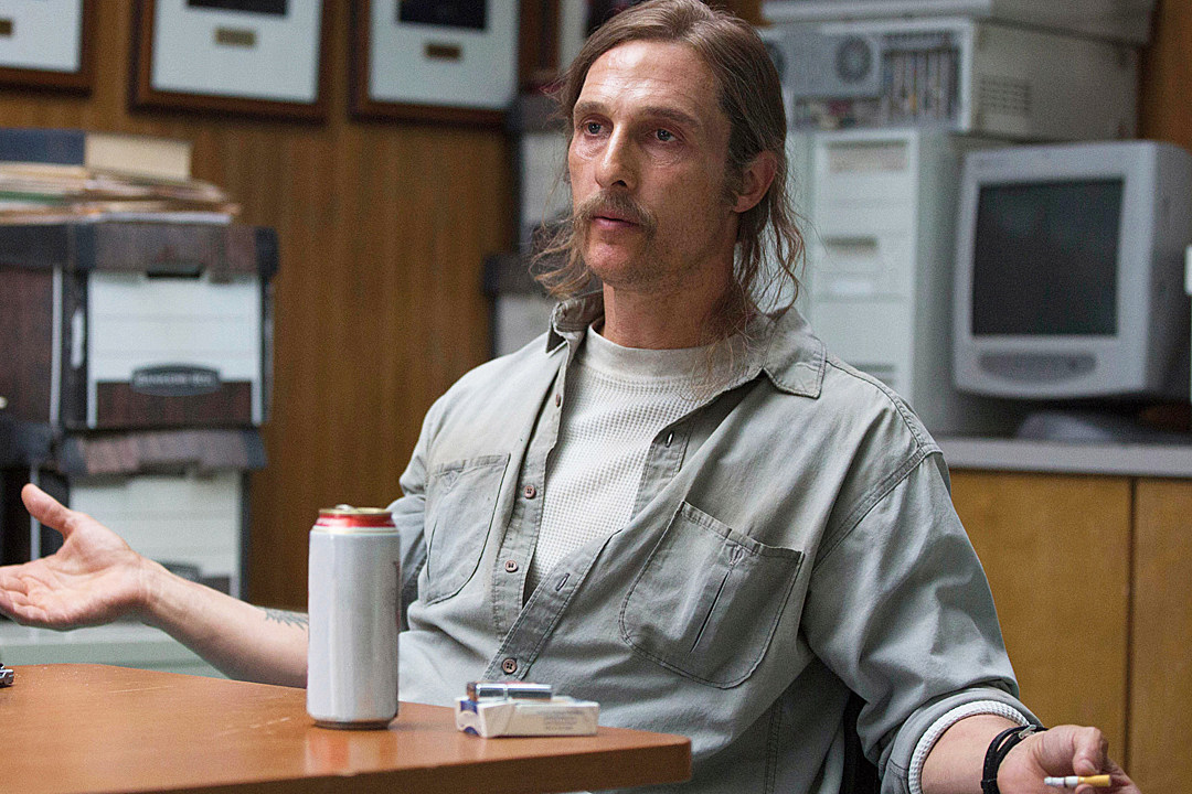 Image result for true detective matthew mcconaughey