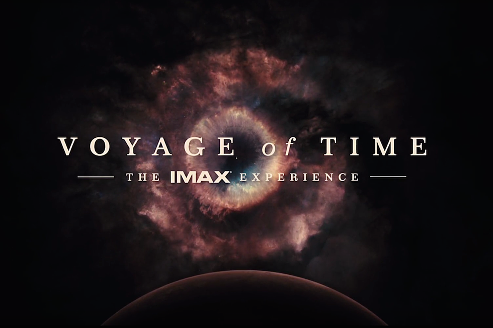 39db5364e24 Brad Pitt Narrates Gorgeous Imagery in First Trailer for Terrence Malick's ' Voyage of Time'
