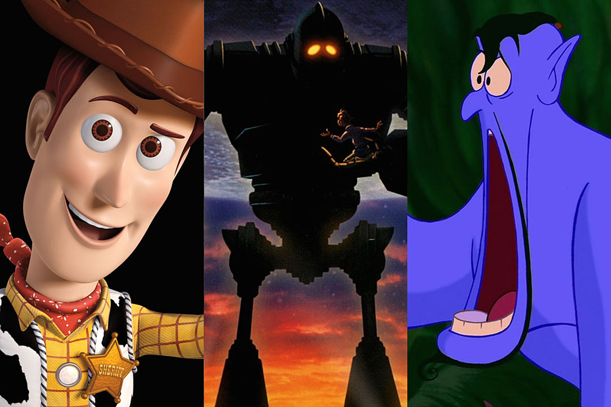 The 20 Best Voice Performances In Animated Movie History