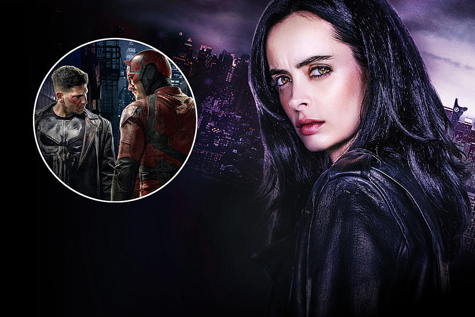 New 'Jessica Jones,' 'Daredevil' and 'Punisher' Hitting 2018