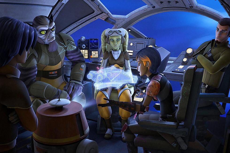 Star Wars Rebels' Teases Season 3 Tying Into Future Movies