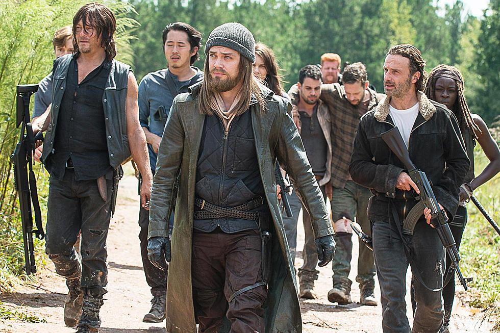 Walking Dead' S7 Ups Negan, Jesus, More to Series Regular