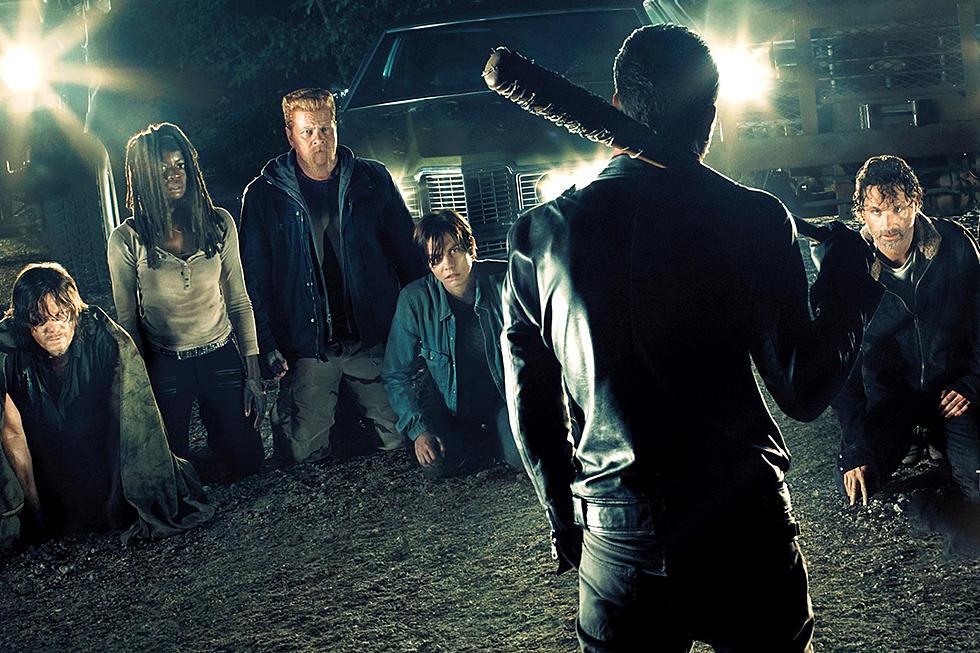 Walking Dead' Season 7 Trailer Gets King-ly Comic-Con Debut