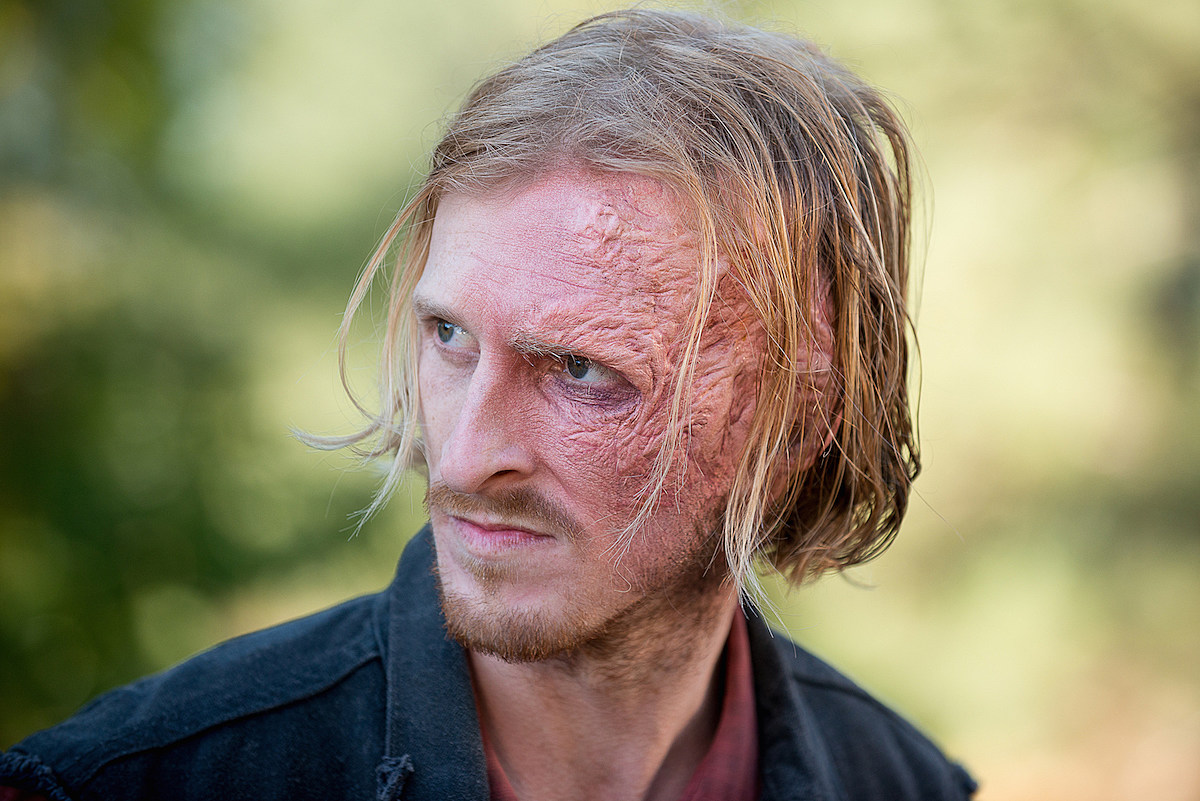 First 'Walking Dead' Season 7 Clip: Dwight Gets a New Look