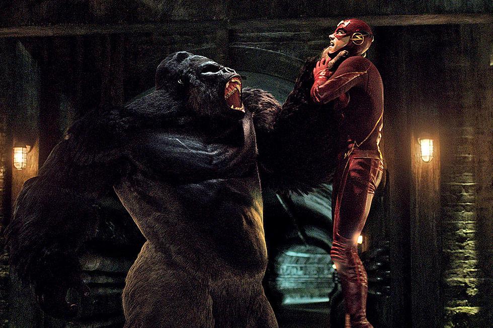 The Flash' Season 3 Will Visit Grodd in Gorilla City