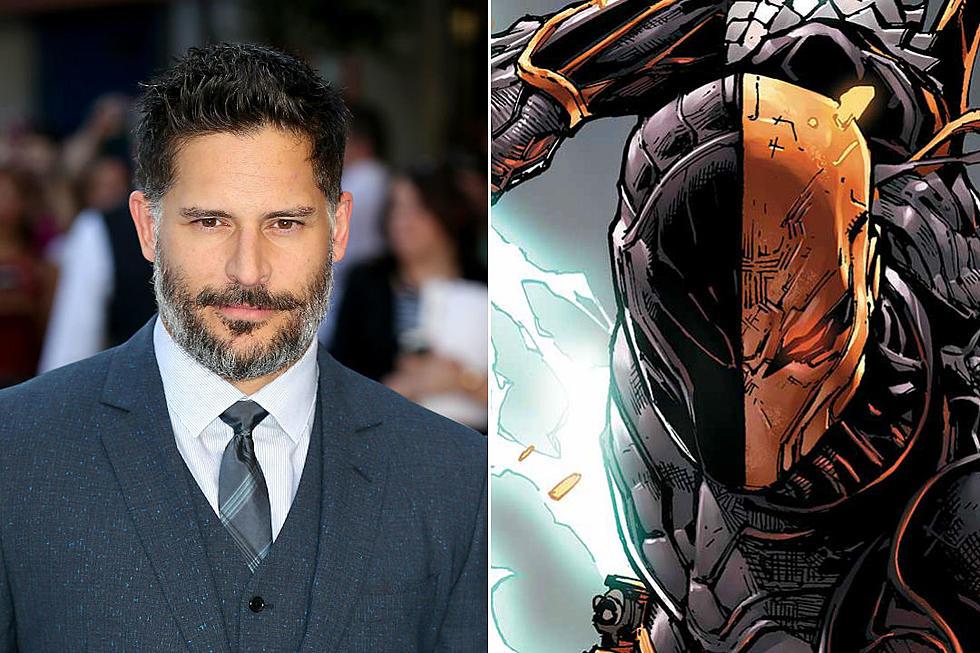 Joe Manganiello to Play DC's Deathstroke in New 'Batman'