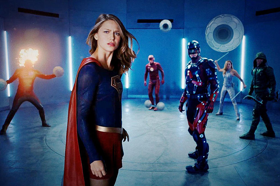 Supergirl,' 'Legends' Join 'Superhero Fight Club' Crossover