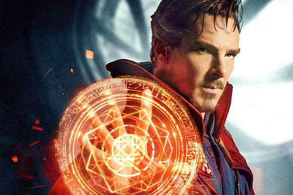 Benedict Cumberbatch Had a Secret Second Role in 'Doctor Strange'