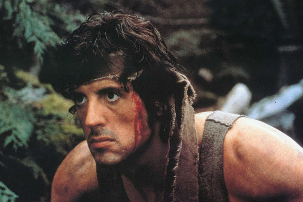 Sylvester Stallone Teases a Cowboy Look in First 'Rambo 5