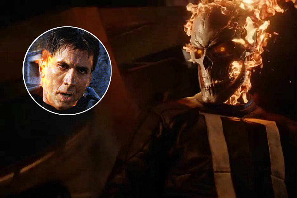 Agents of SHIELD' Ghost Rider Easter Egg for Johnny Blaze?